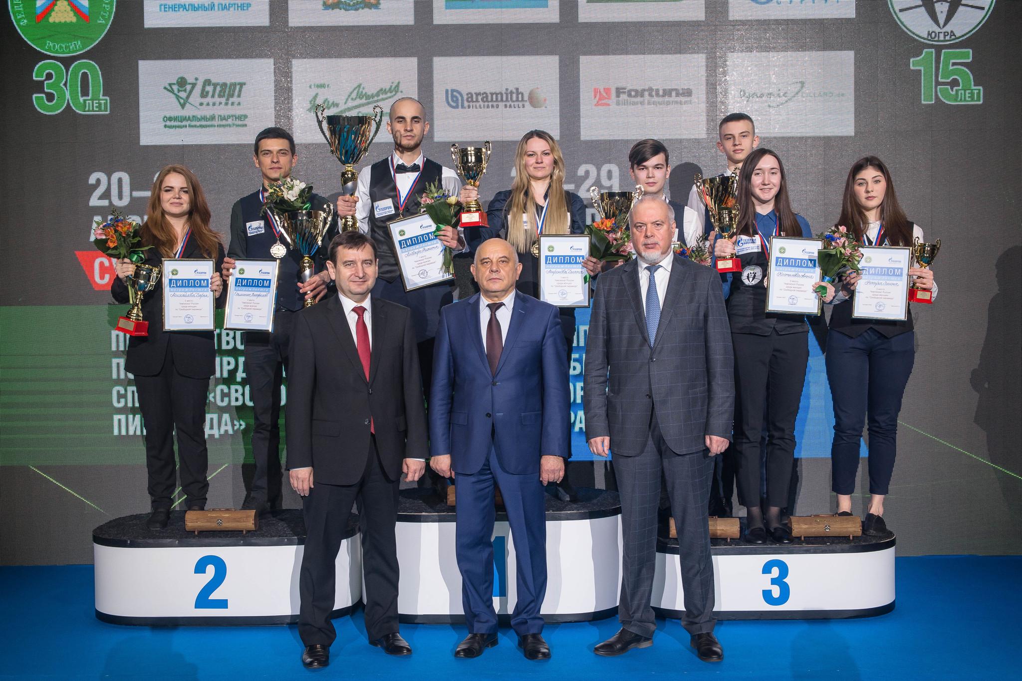 Чемпионат России по бильярду