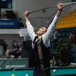Ернар Чимбаев чемпион мира бильярд 2021